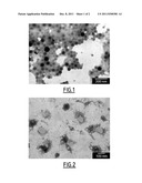 Novel stable aqueous dispersions of high performance thermoplastic polymer     nanoparticles and their uses as film generating agents diagram and image