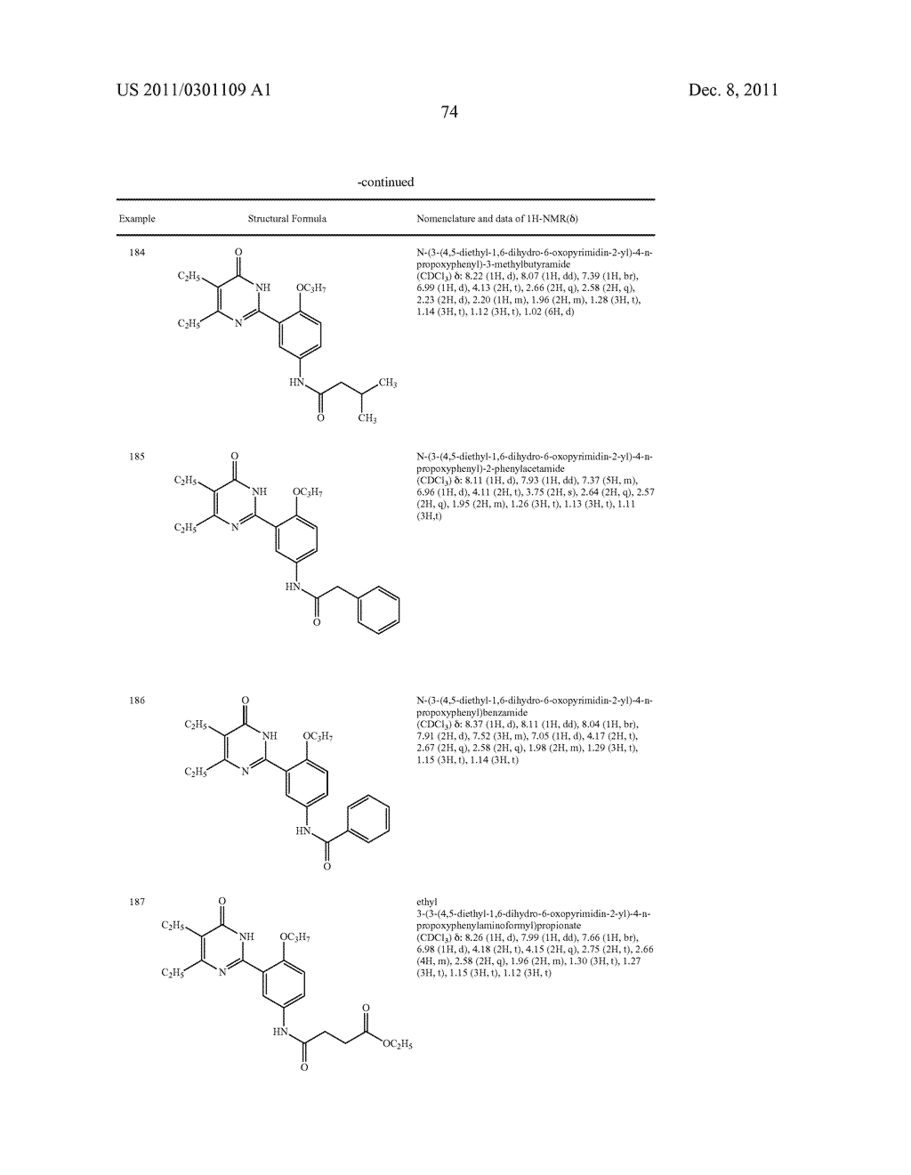 Phenylpyrimidone Compounds, the Pharmaceutical Compositions, Preparation     Methods and Uses Thereof - diagram, schematic, and image 75