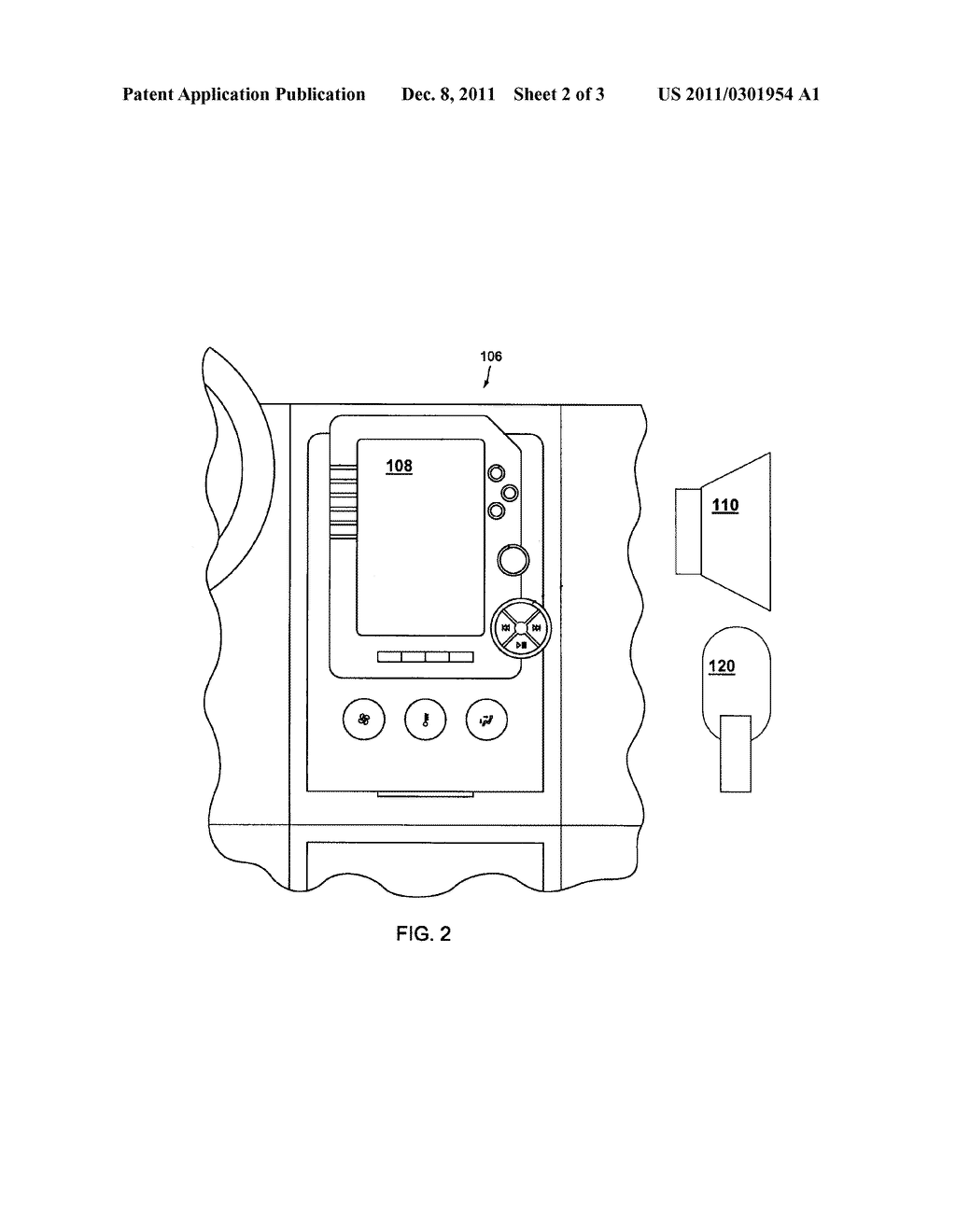 METHOD FOR ADJUSTING A VOICE RECOGNITION SYSTEM COMPRISING A SPEAKER AND A     MICROPHONE, AND VOICE RECOGNITION SYSTEM - diagram, schematic, and image 03