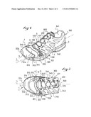 FOOTWEAR HAVING IMPROVED WALKING COMFORT diagram and image