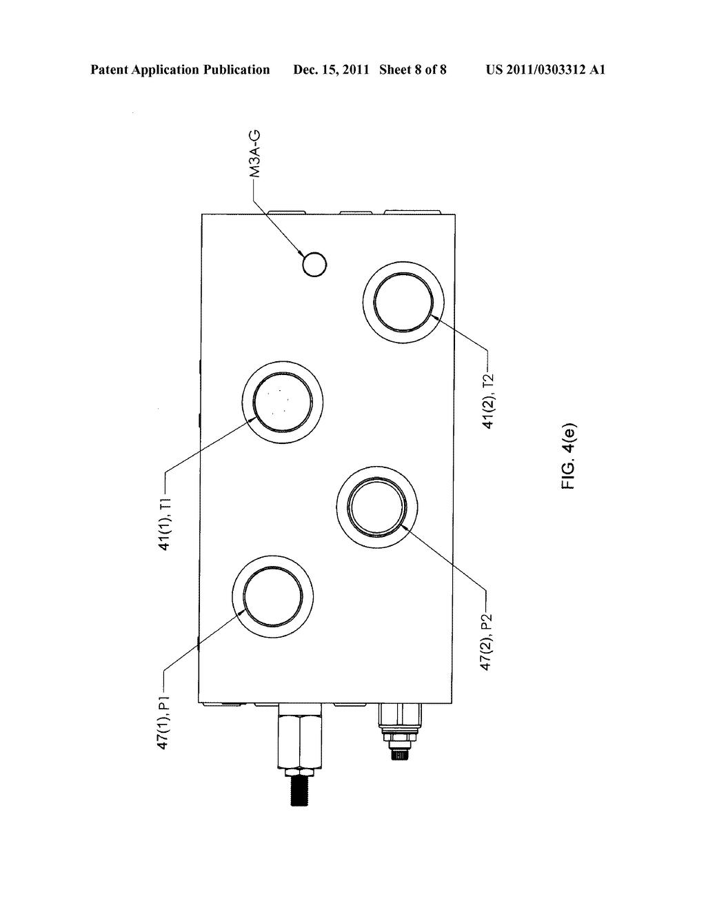 binary hydraulic manifold system diagram schematic and image 09 rh patentsencyclopedia com hydraulic manifold schematic symbols Diesel Hydraulic Schematics