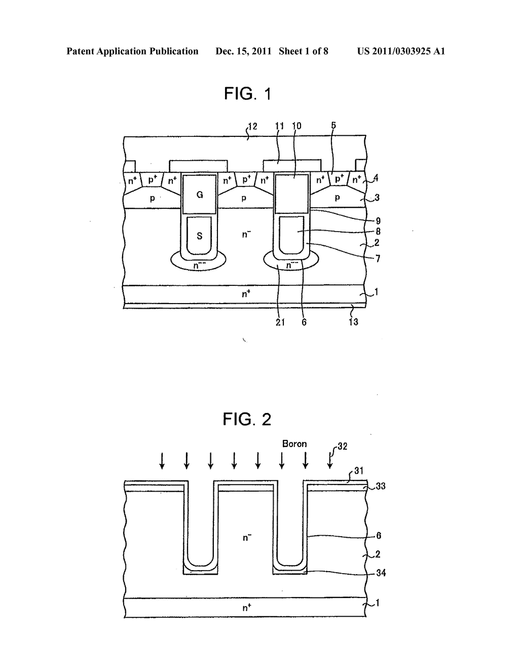 Semiconductor device and the method of manufacturing the same - diagram, schematic, and image 02