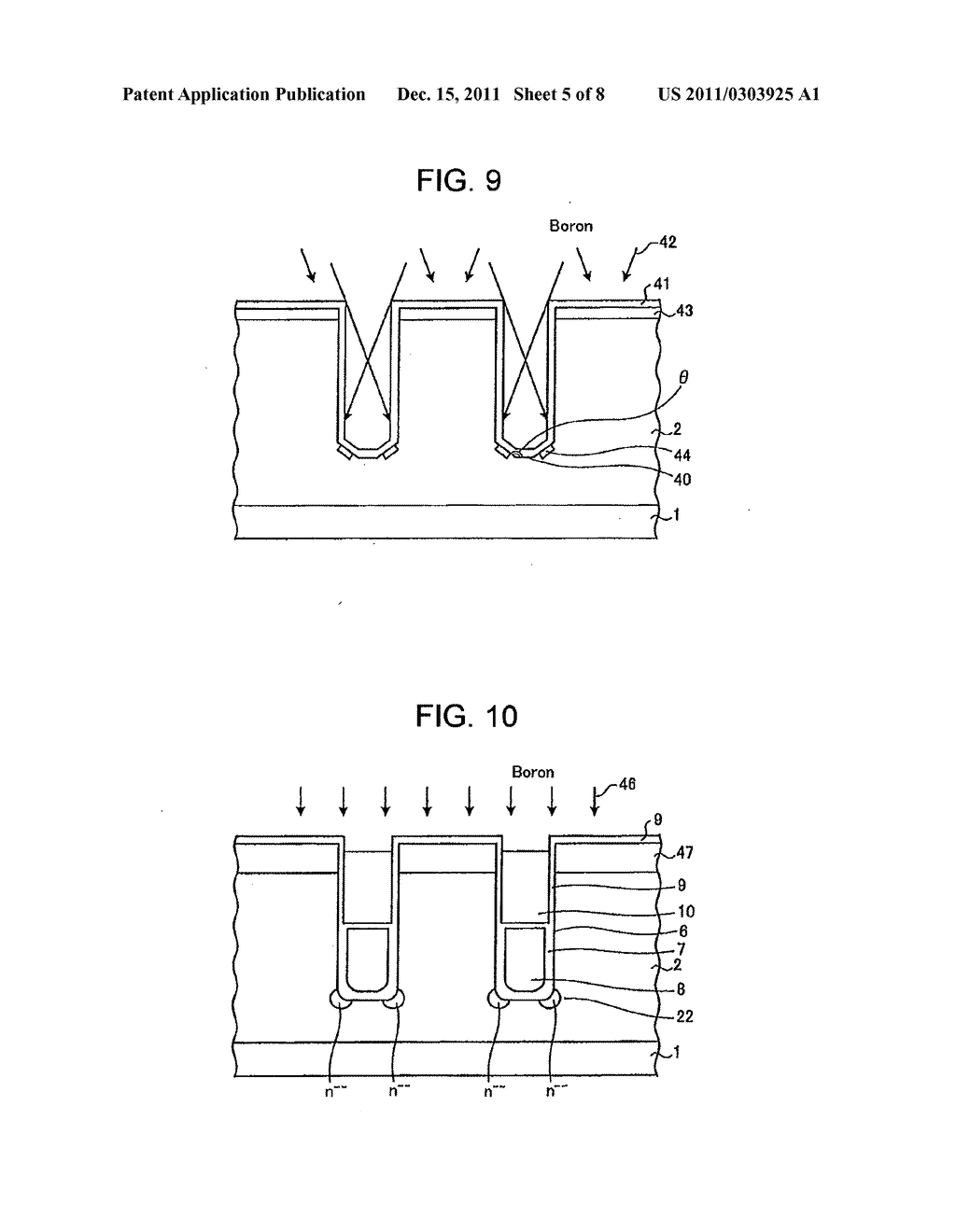 Semiconductor device and the method of manufacturing the same - diagram, schematic, and image 06