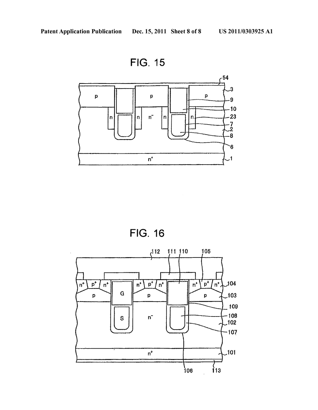 Semiconductor device and the method of manufacturing the same - diagram, schematic, and image 09