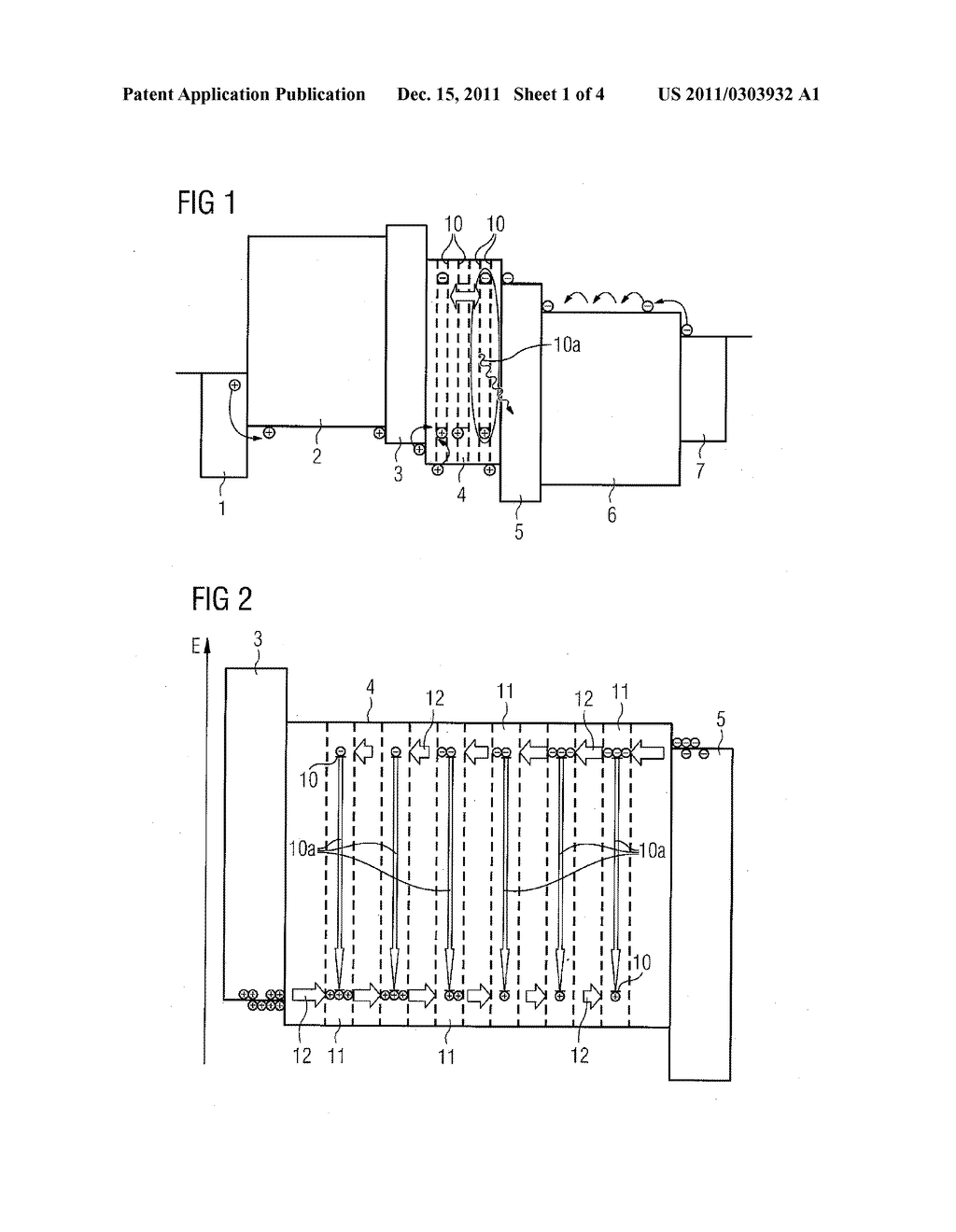 Organic, Radiation-Emitting Component and Method for Producing the Same - diagram, schematic, and image 02