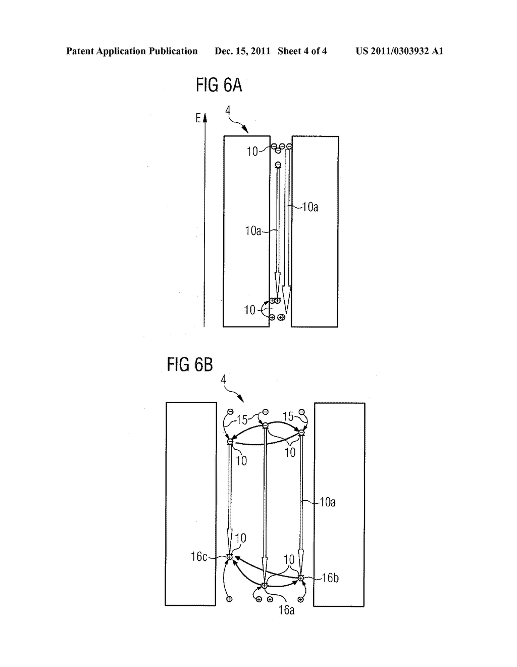 Organic, Radiation-Emitting Component and Method for Producing the Same - diagram, schematic, and image 05