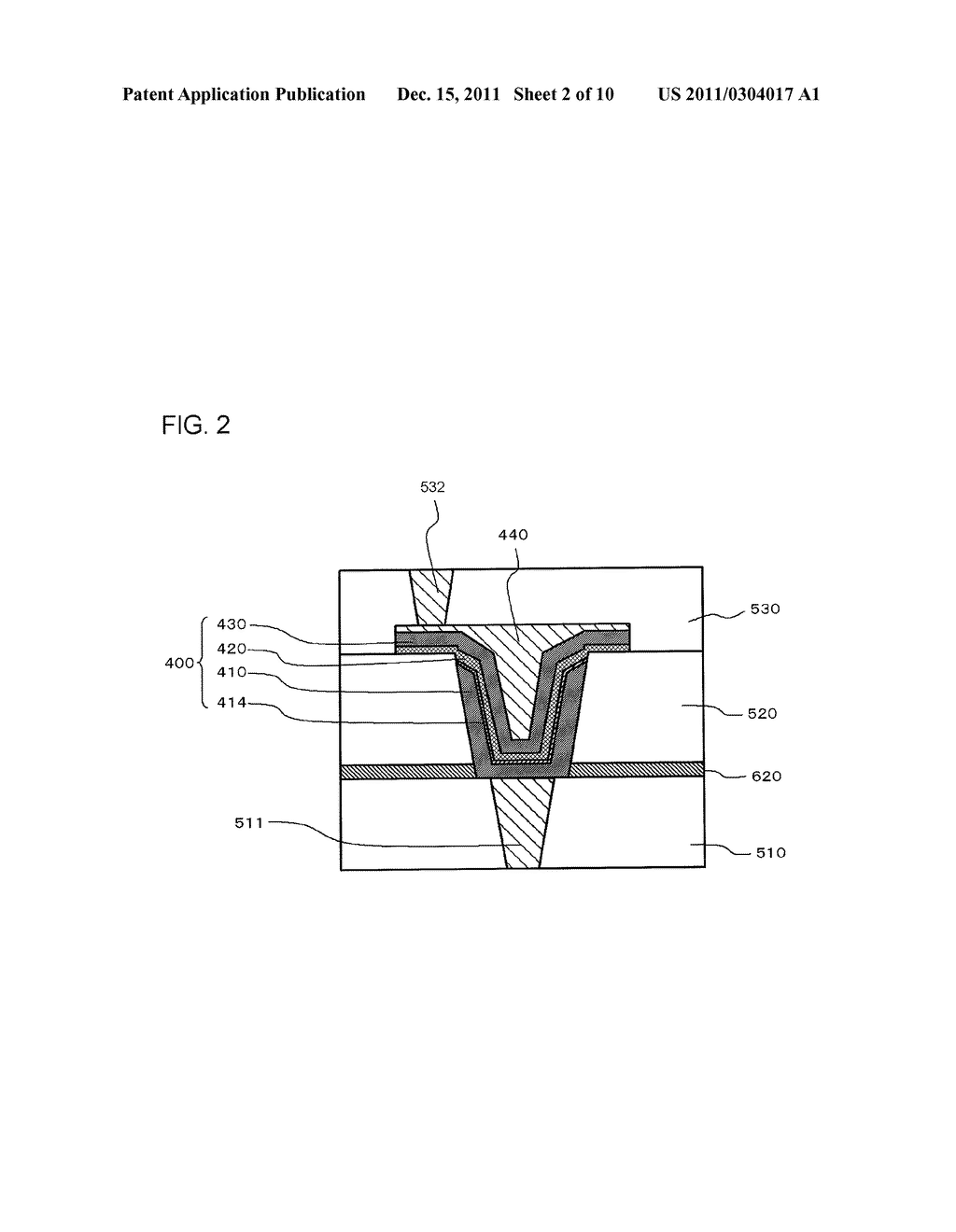SEMICONDUCTOR DEVICE AND METHOD OF MANUFACTURING SEMICONDUCTOR DEVICE - diagram, schematic, and image 03
