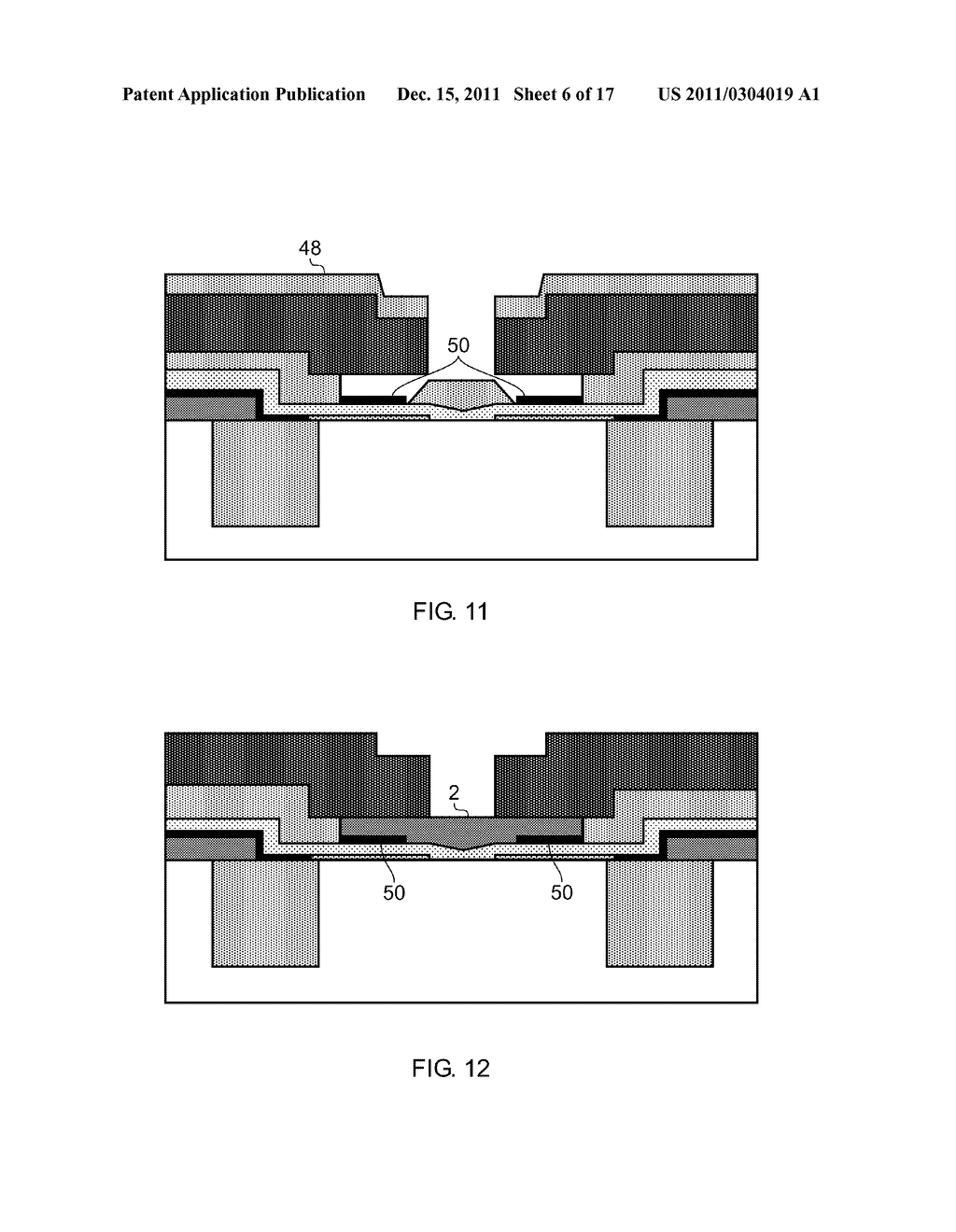 METHOD OF MANUFACTURING A BIPOLAR TRANSISTOR SEMICONDUCTOR DEVICE AND     SEMICONDUCTOR DEVICES OBTAINED THEREBY - diagram, schematic, and image 07