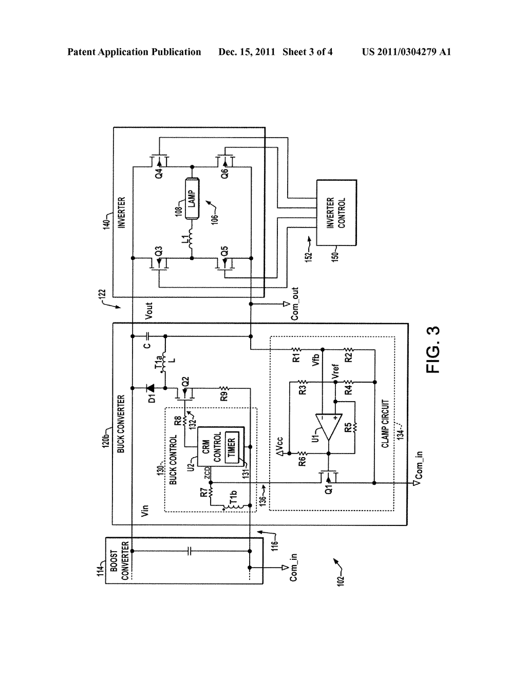 Hid Ballast Schematic Electronic Wiring Diagrams Circuit Diagram Open Voltage Clamp For High Pressure Sodium