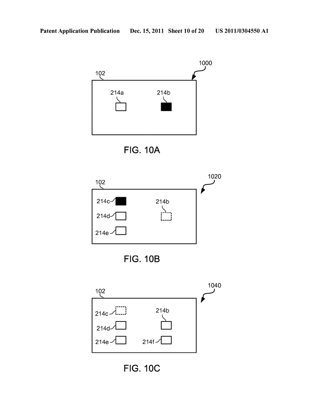 AUTO-MORPHING ADAPTIVE USER INTERFACE DEVICE AND METHODS - diagram, schematic, and image 11