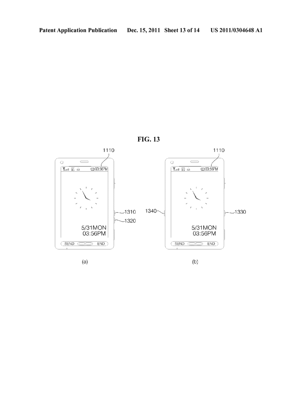 MOBILE TERMINAL AND METHOD FOR OPERATING THE MOBILE TERMINAL - diagram, schematic, and image 14