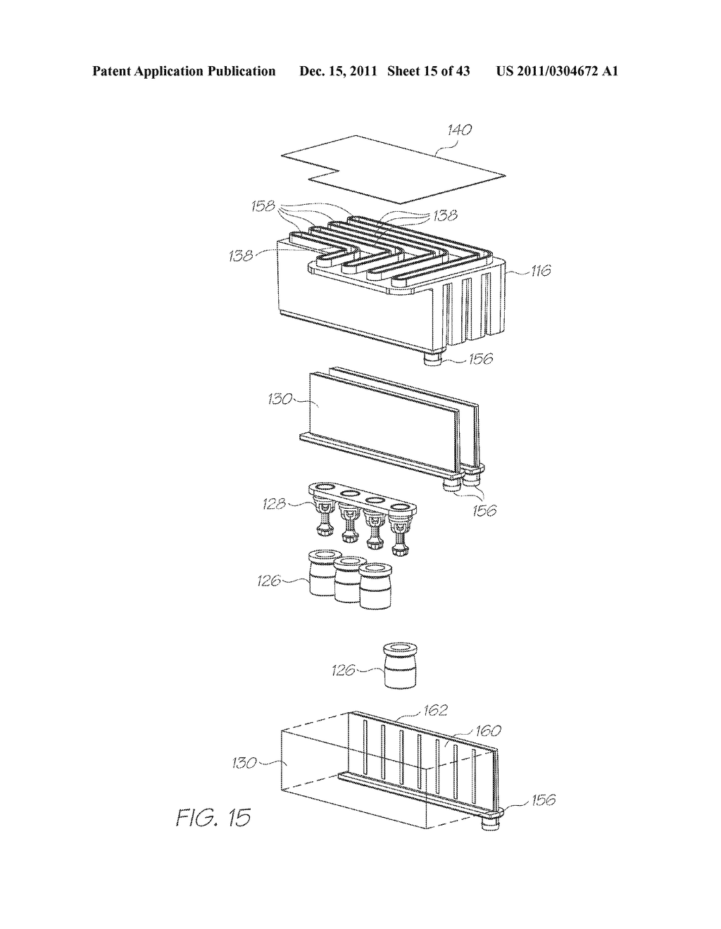 PRINTHEAD ASSEMBLY WITH MOLDED INK MANIFOLD HAVING POLYMER COATING - diagram, schematic, and image 16