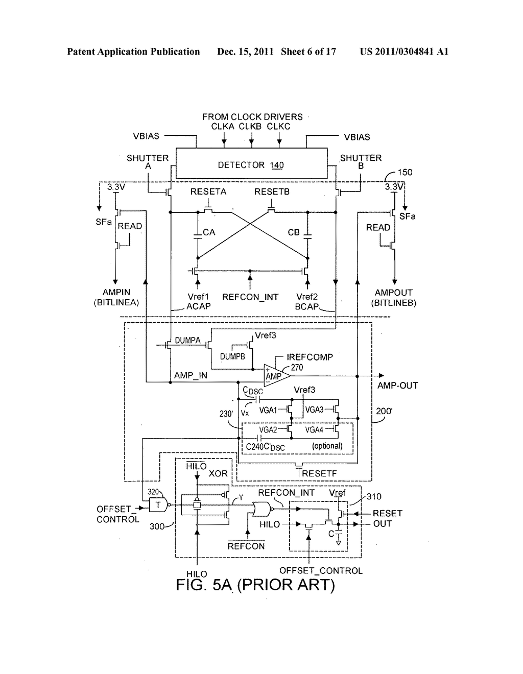 System architecture design for time-of- flight system having reduced     differential pixel size, and time-of- flight systems so designed - diagram, schematic, and image 07