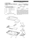 ELECTRONIC DEVICE HOLDER, ESPECIALLY FOR A MOBILE PHONE, FOR USE IN A     MECHANICAL VEHICLE diagram and image