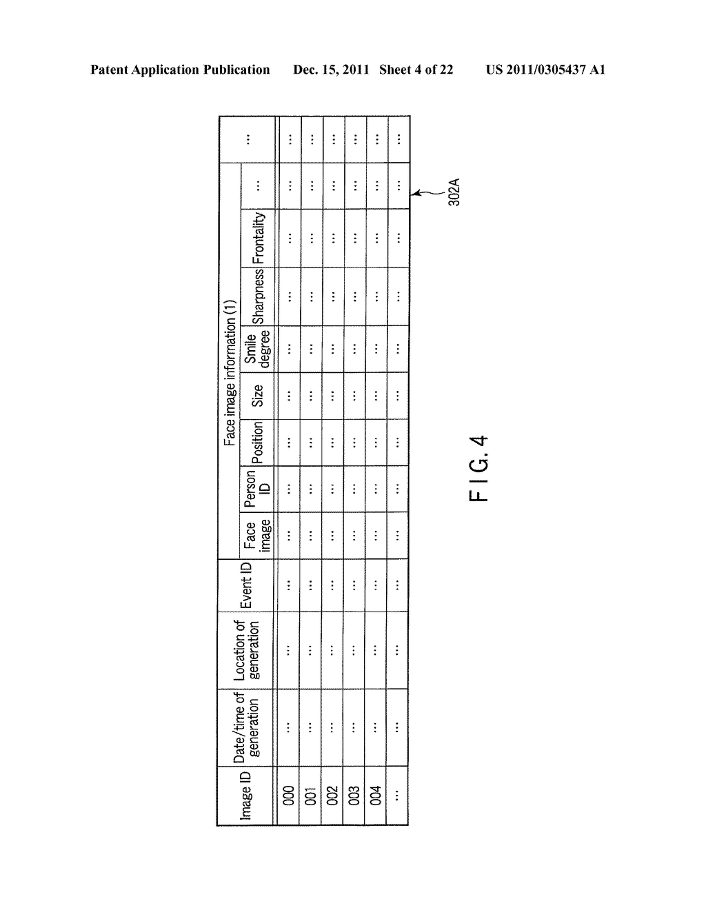 ELECTRONIC APPARATUS AND INDEXING CONTROL METHOD - diagram, schematic, and image 05