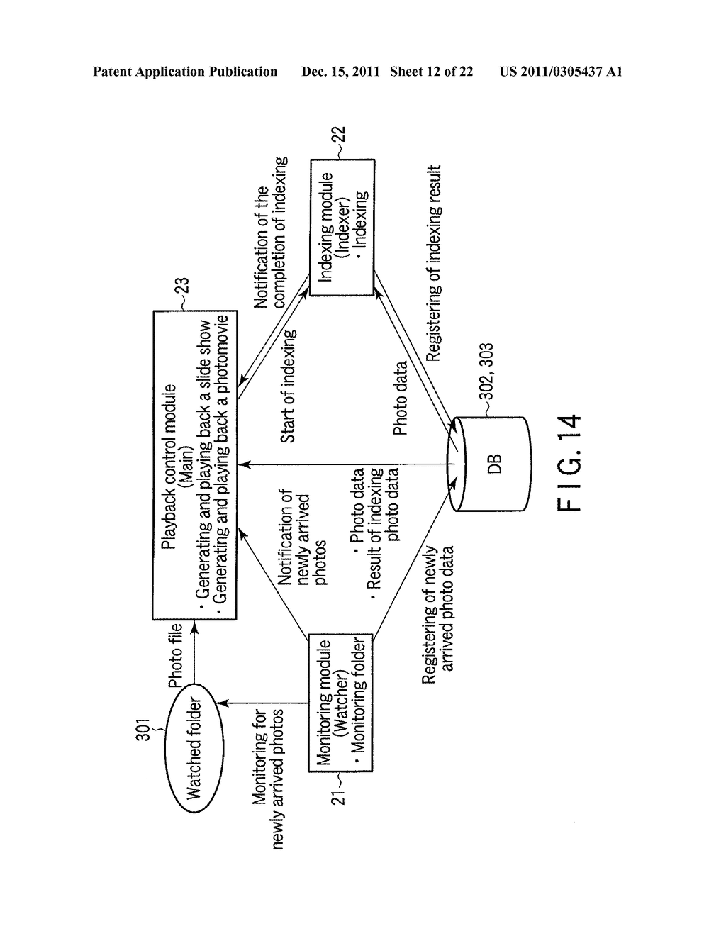 ELECTRONIC APPARATUS AND INDEXING CONTROL METHOD - diagram, schematic, and image 13