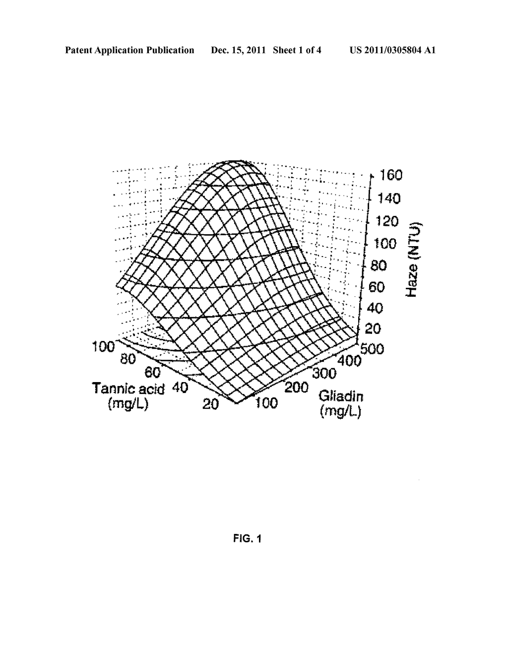 BEVERAGES HAVING REDUCED TURBIDITY AND METHODS FOR MAKING SAME - diagram, schematic, and image 02