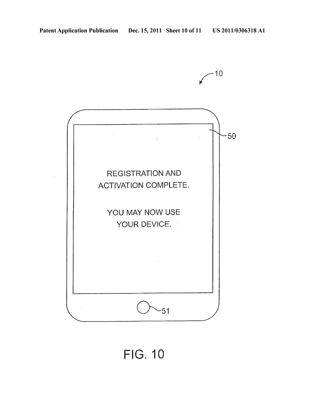 APPARATUS AND METHODS FOR PROVISIONING SUBSCRIBER IDENTITY DATA IN A     WIRELESS NETWORK - diagram, schematic, and image 11