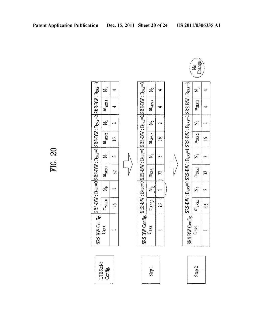 METHOD FOR TRANSMITTING SOUNDING REFERENCE SIGNAL IN WIRELESS     COMMUNICATION SYSTEM AND APPARATUS THEREFOR - diagram, schematic, and image 21