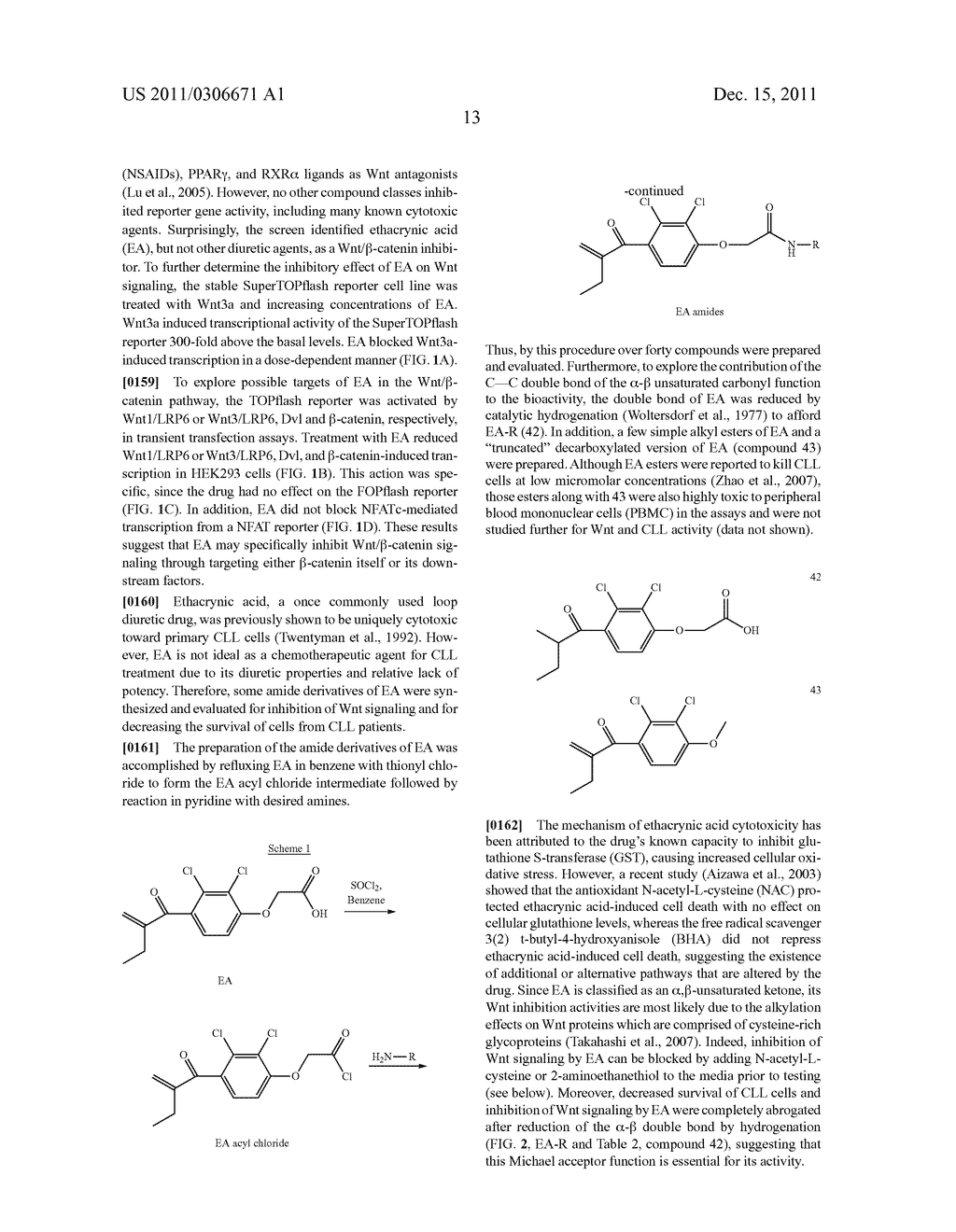 AMIDE DERIVATIVES OF ETHACRYNIC ACID - diagram, schematic, and image 31