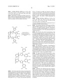 NOVEL CROSSLINKED HEXAARYL BISIMIDAZOLE COMPOUND AND DERIVATIVE THEREOF,     METHOD FOR PRODUCING THE COMPOUND AND PRECURSOR COMPOUND TO BE USED IN     THE PRODUCTION METHOD diagram and image