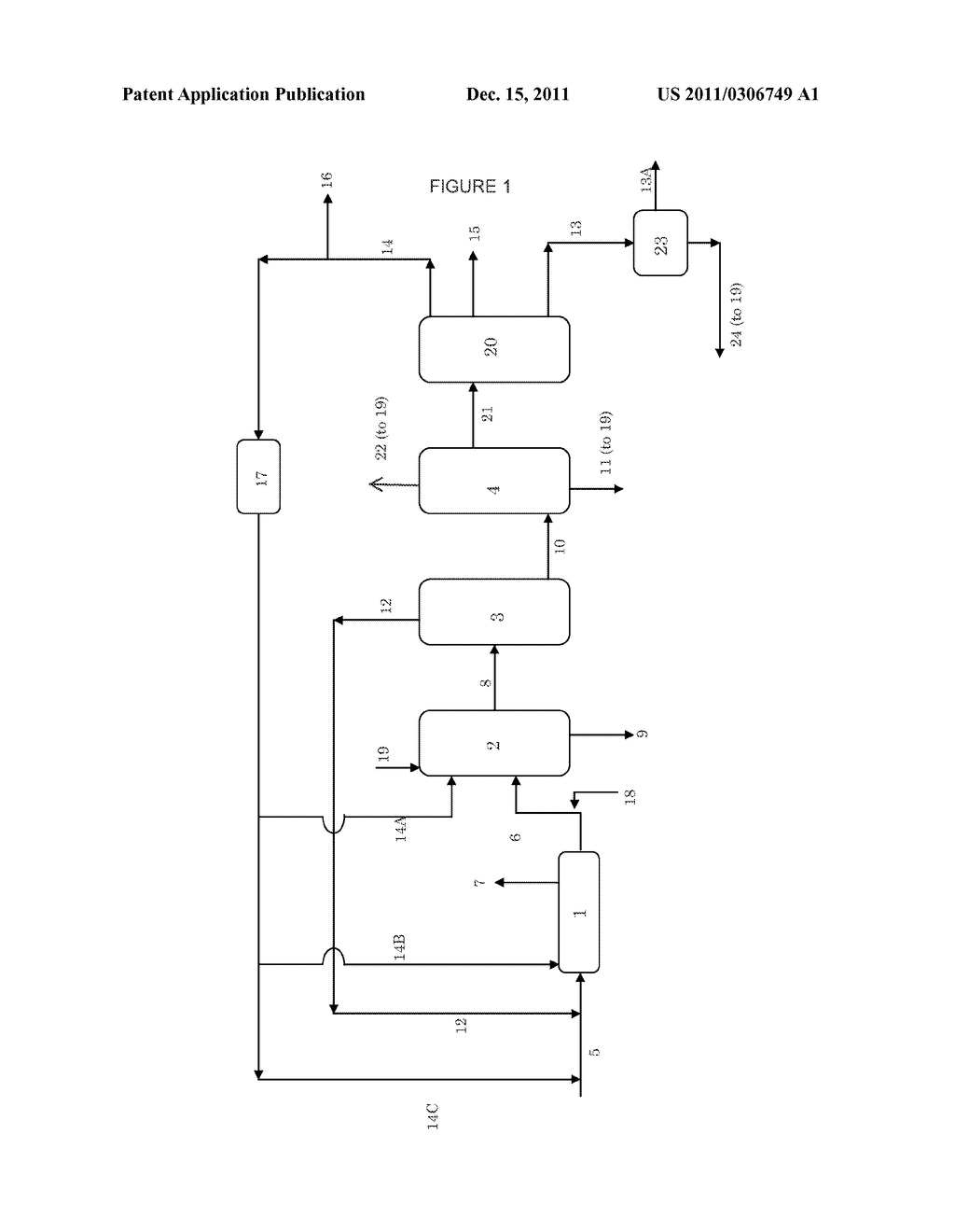METHODS FOR PRODUCING LACTIDE WITH RECYCLE OF MESO-LACTIDE - diagram, schematic, and image 02