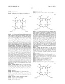 Process For Preparing Prophyrin Derivatives, Such As Protoprophyrin (IX)     And Synthesis Intermediates diagram and image