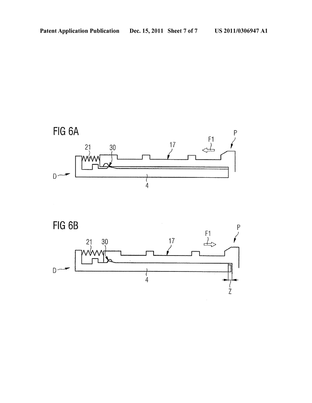 MEDICATION DELIVERY DEVICE AND METHOD FOR OPERATING A MEDICATION DELIVERY     DEVICE - diagram, schematic, and image 08