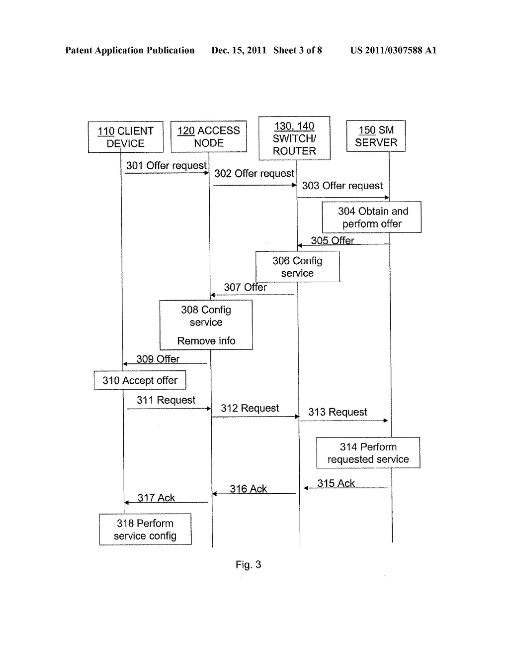 Service Specific Bandwidth Policy Configuration in Data Networks - diagram, schematic, and image 04