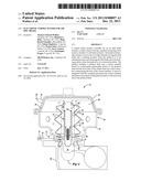 ELECTRONIC STROKE SENSOR FOR AIR DISC BRAKE diagram and image