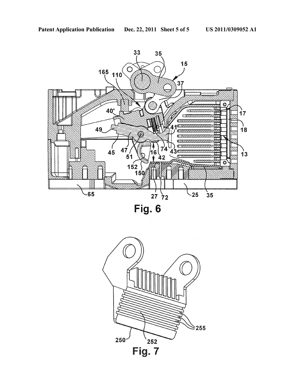 MOVING SEAL WITH ARC CREEPAGE SURFACE FOR AN AIR CIRCUIT BREAKER - diagram, schematic, and image 06