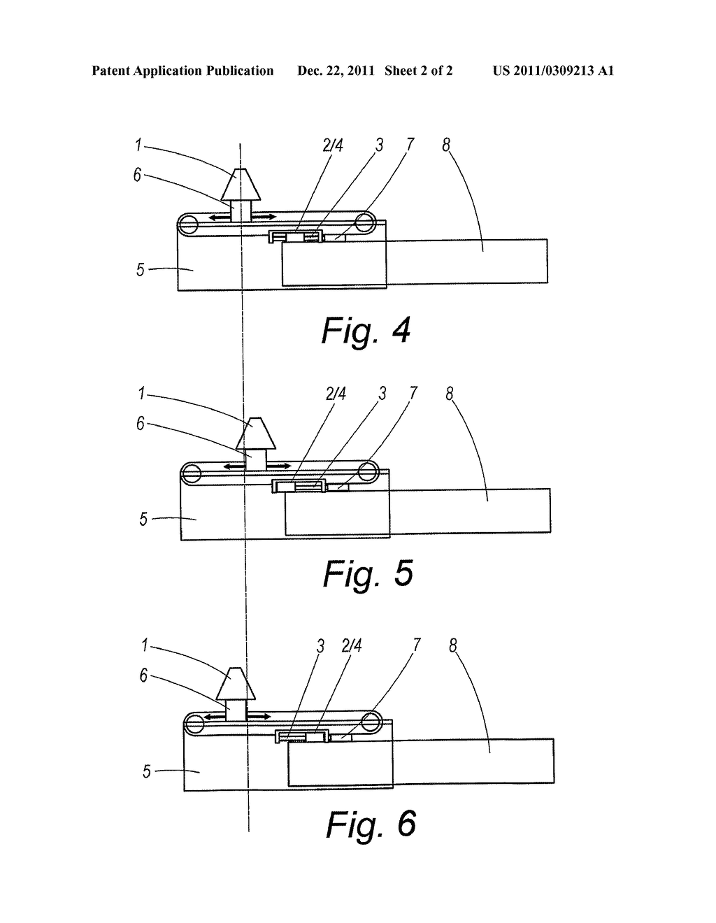 Device for Fine Adjustment of the Counterweight of a Telescopic Filming     Crane - diagram, schematic, and image 03