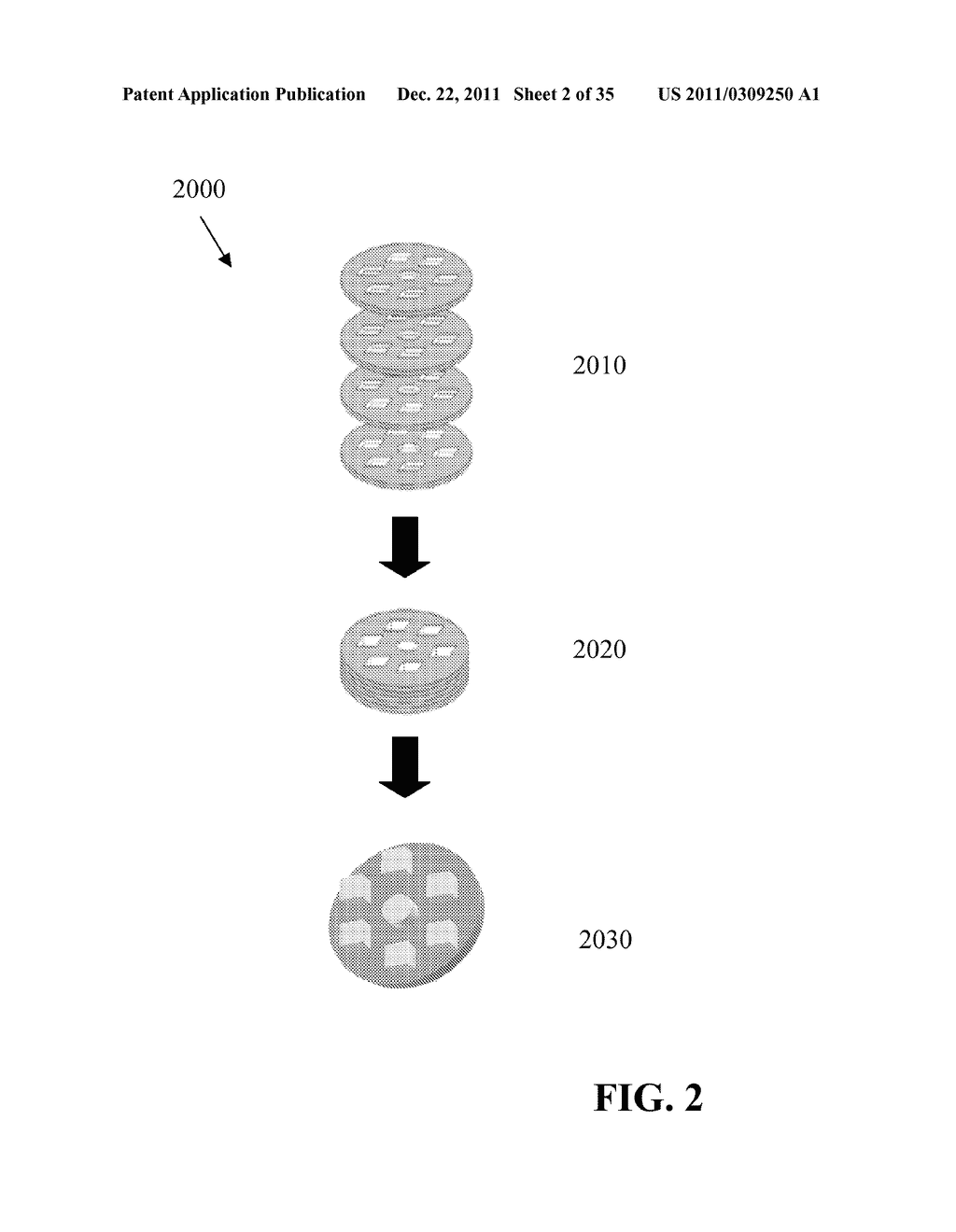 Methods for Manufacturing Three-Dimensional Devices and Devices Created     Thereby - diagram, schematic, and image 03