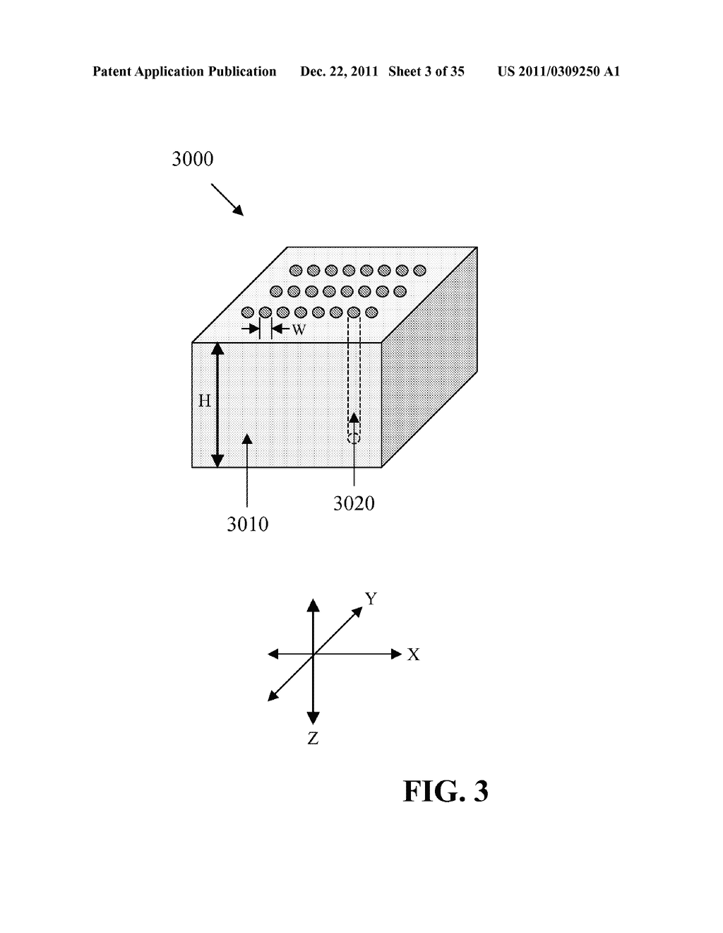 Methods for Manufacturing Three-Dimensional Devices and Devices Created     Thereby - diagram, schematic, and image 04