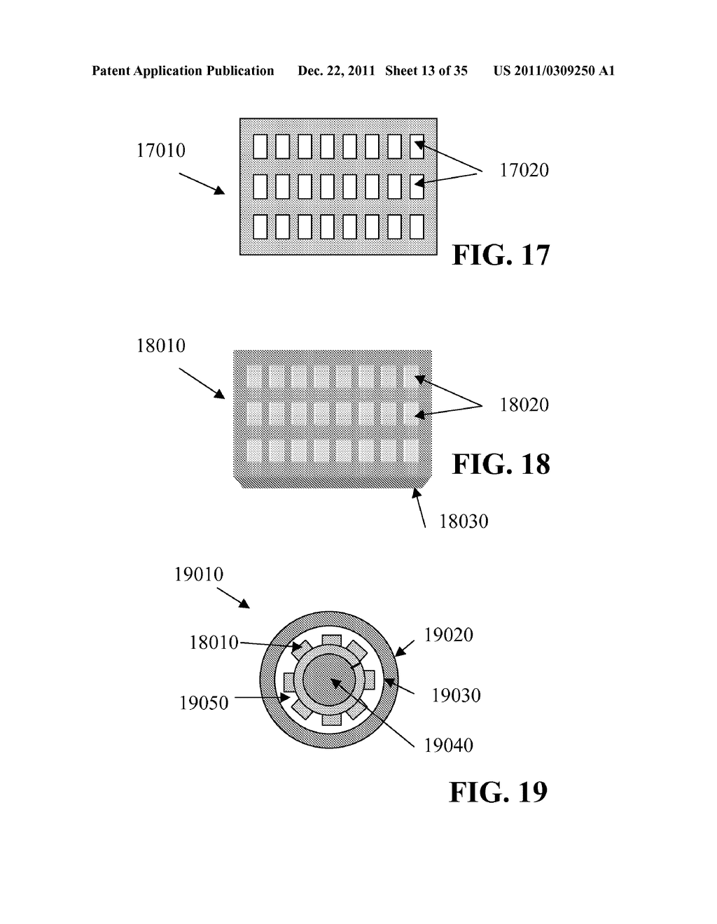 Methods for Manufacturing Three-Dimensional Devices and Devices Created     Thereby - diagram, schematic, and image 14