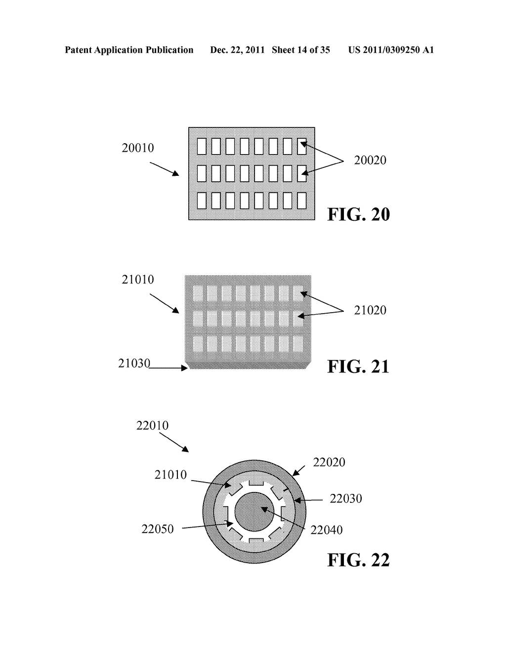Methods for Manufacturing Three-Dimensional Devices and Devices Created     Thereby - diagram, schematic, and image 15