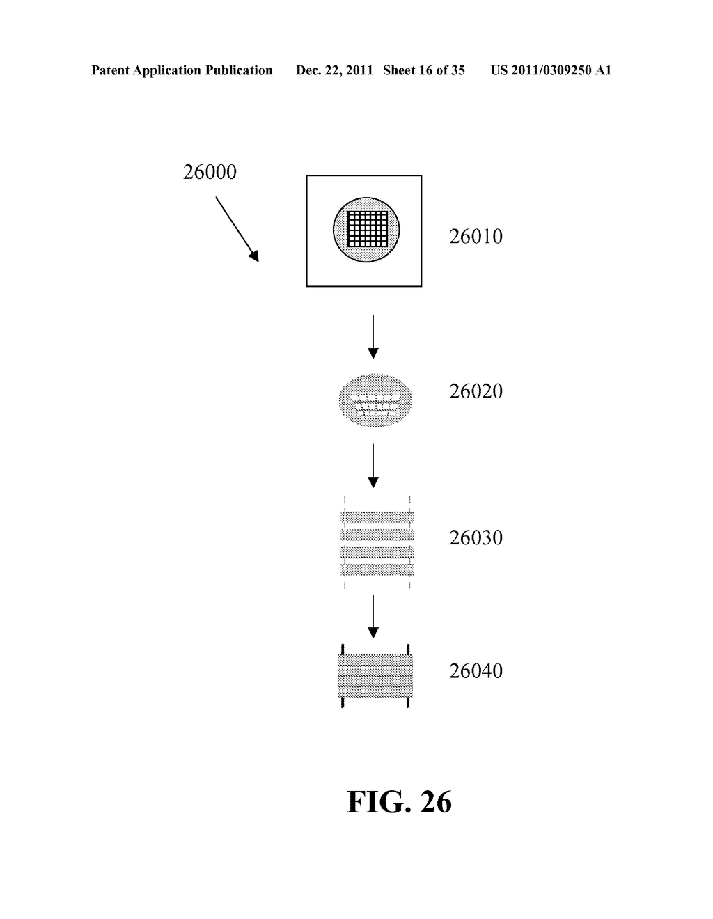 Methods for Manufacturing Three-Dimensional Devices and Devices Created     Thereby - diagram, schematic, and image 17