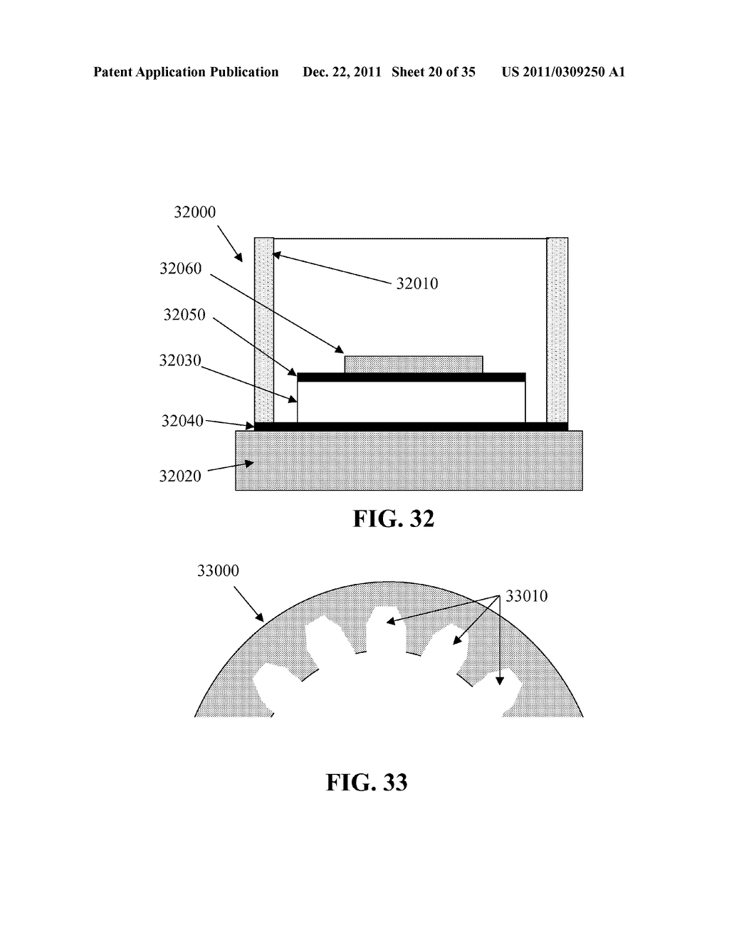 Methods for Manufacturing Three-Dimensional Devices and Devices Created     Thereby - diagram, schematic, and image 21