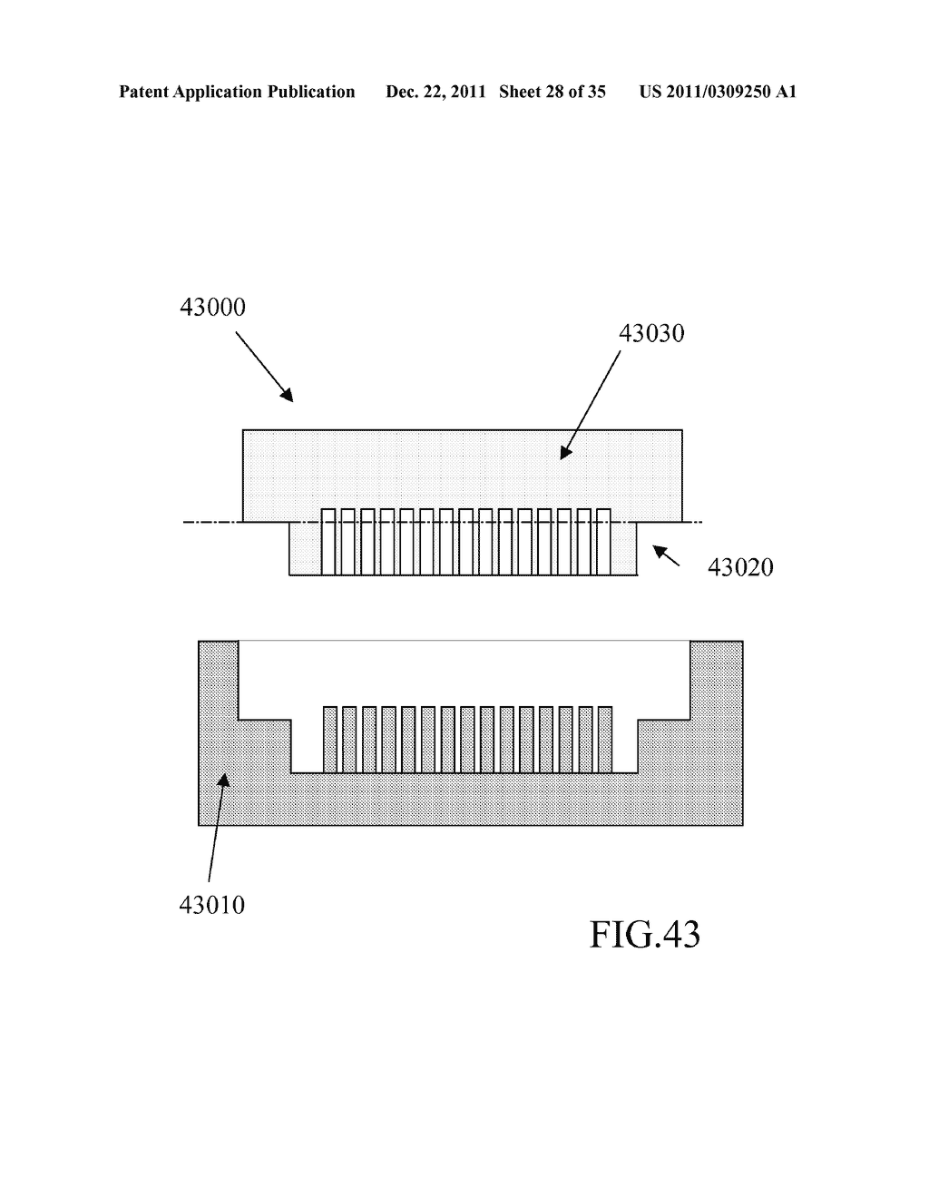 Methods for Manufacturing Three-Dimensional Devices and Devices Created     Thereby - diagram, schematic, and image 29