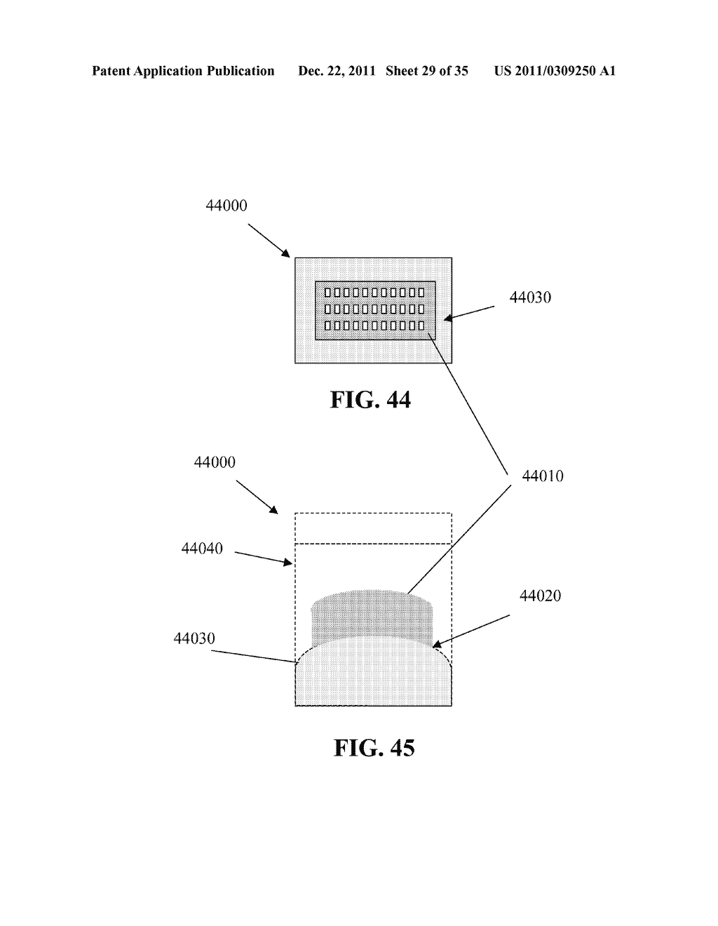 Methods for Manufacturing Three-Dimensional Devices and Devices Created     Thereby - diagram, schematic, and image 30