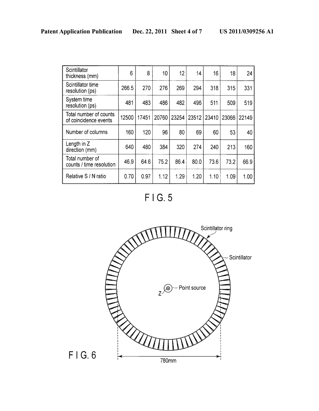 TOF-PET APPARATUS, DETECTOR RING AND DETECTOR - diagram, schematic, and image 05