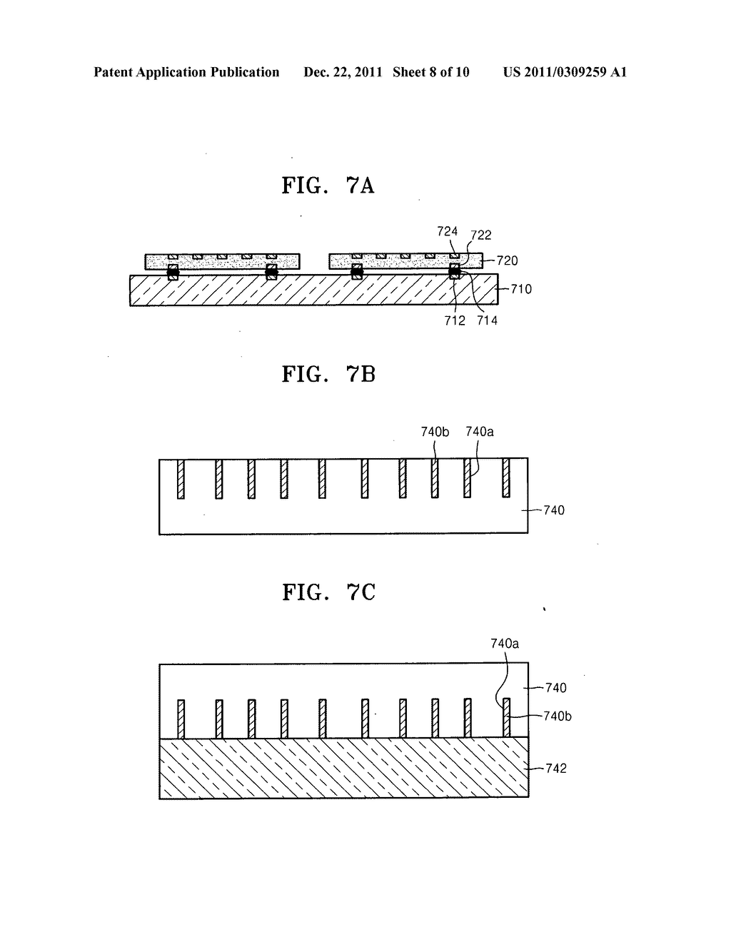 Large-scale X-ray detectors and methods of manufacturing the same - diagram, schematic, and image 09