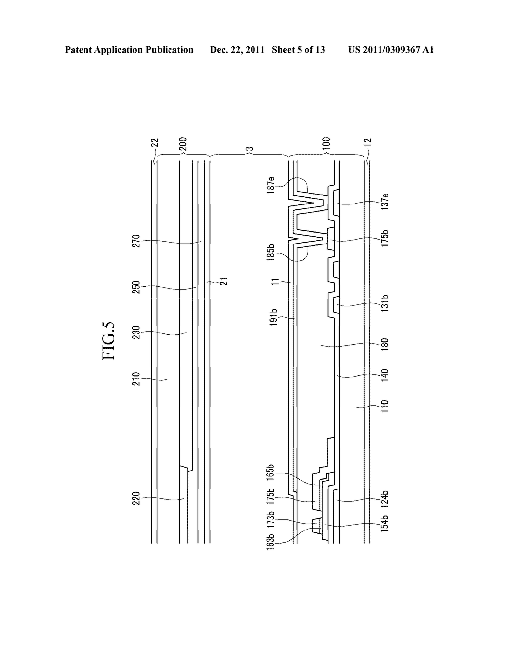 DISPLAY PANEL AND LIQUID CRYSTAL DISPLAY INCLUDING THE SAME - diagram, schematic, and image 06