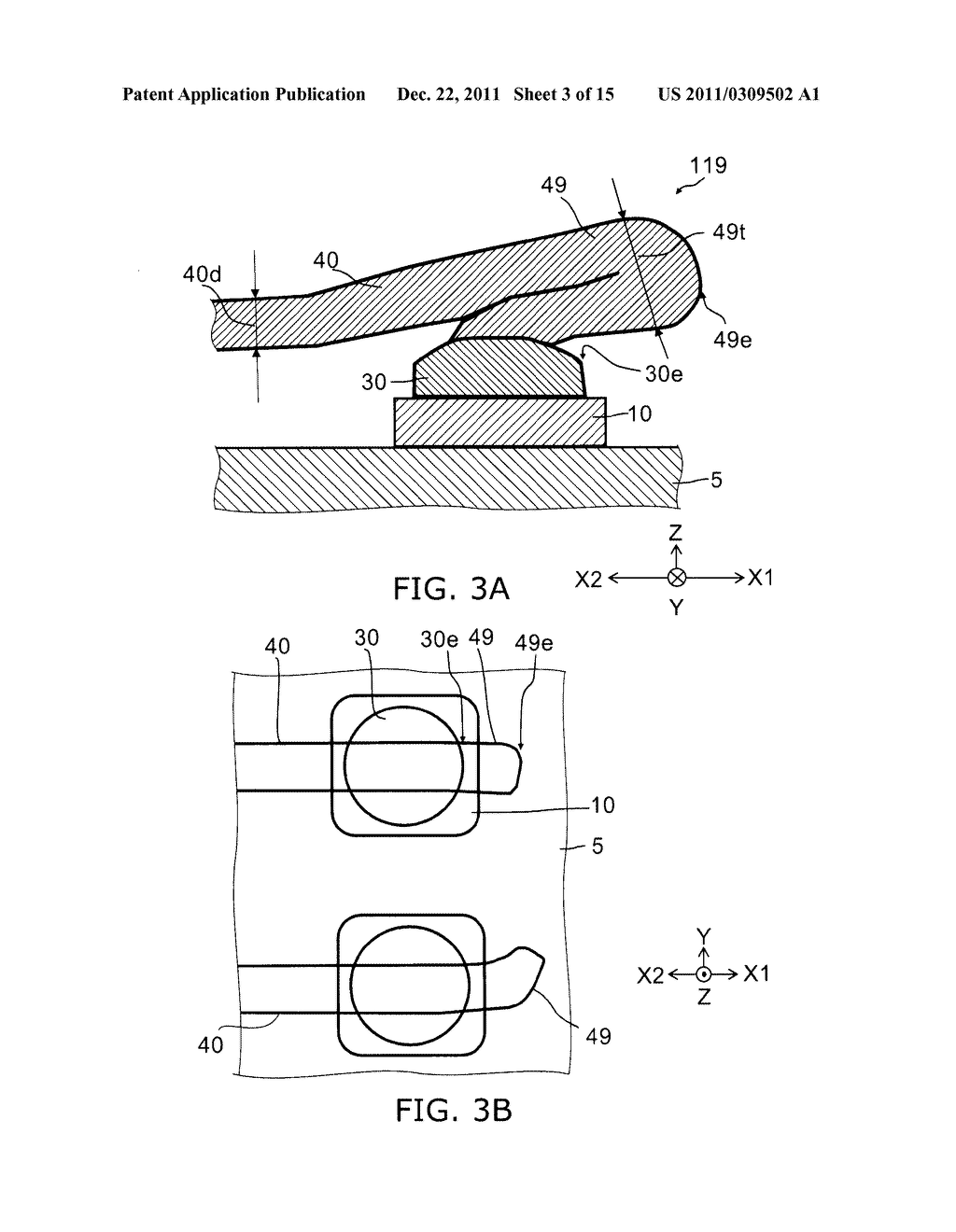 SEMICONDUCTOR DEVICE, METHOD FOR MANUFACTURING SEMICONDUCTOR DEVICE, AND     MANUFACTURING APPARATUS FOR SEMICONDUCTOR DEVICE - diagram, schematic, and image 04