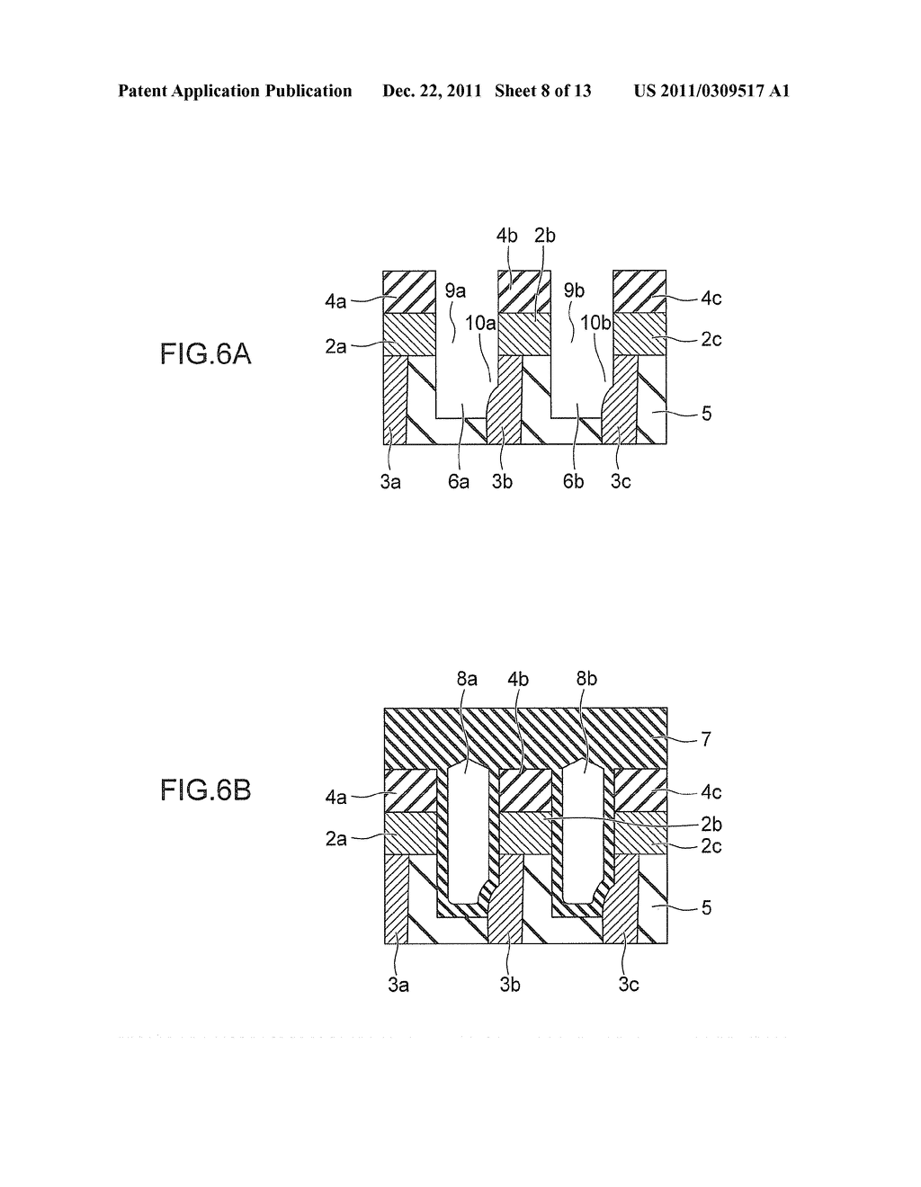 SEMICONDUCTOR DEVICE AND METHOD OF MANUFACTURING THE SAME - diagram, schematic, and image 09