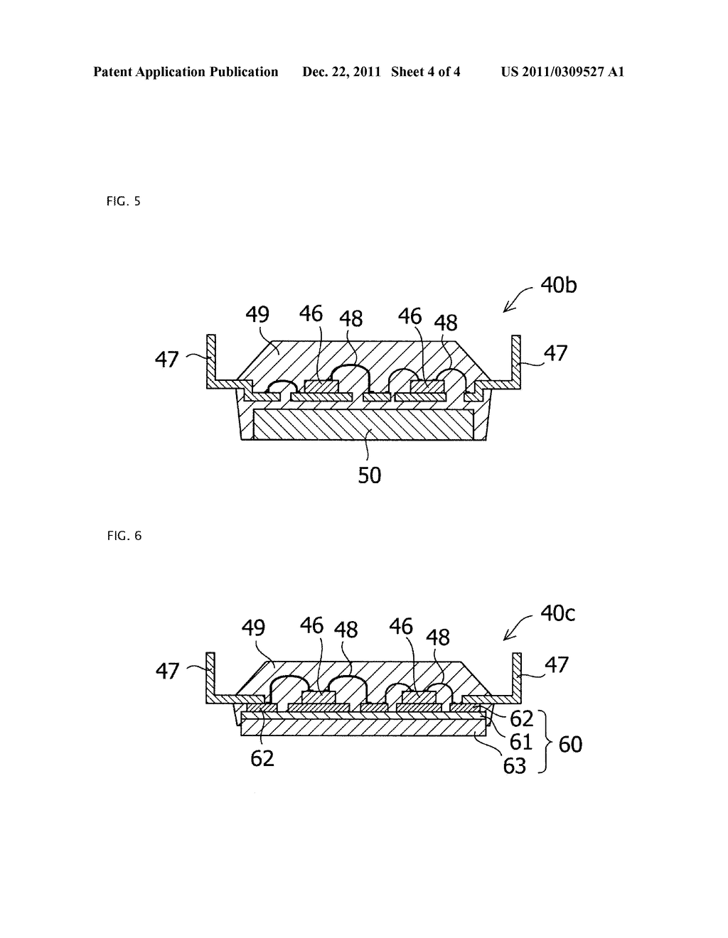 INSULATING MEMBER, METAL BASE SUBSTRATE, AND SEMICONDUCTOR MODULE, AND     MANUFACTURING METHODS THEREOF - diagram, schematic, and image 05