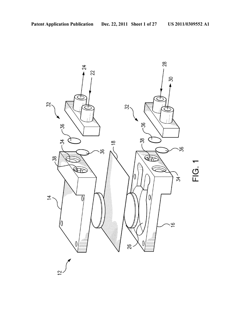 Method of Making a Membrane for Use with a Flow Control System for a     Micropump - diagram, schematic, and image 02