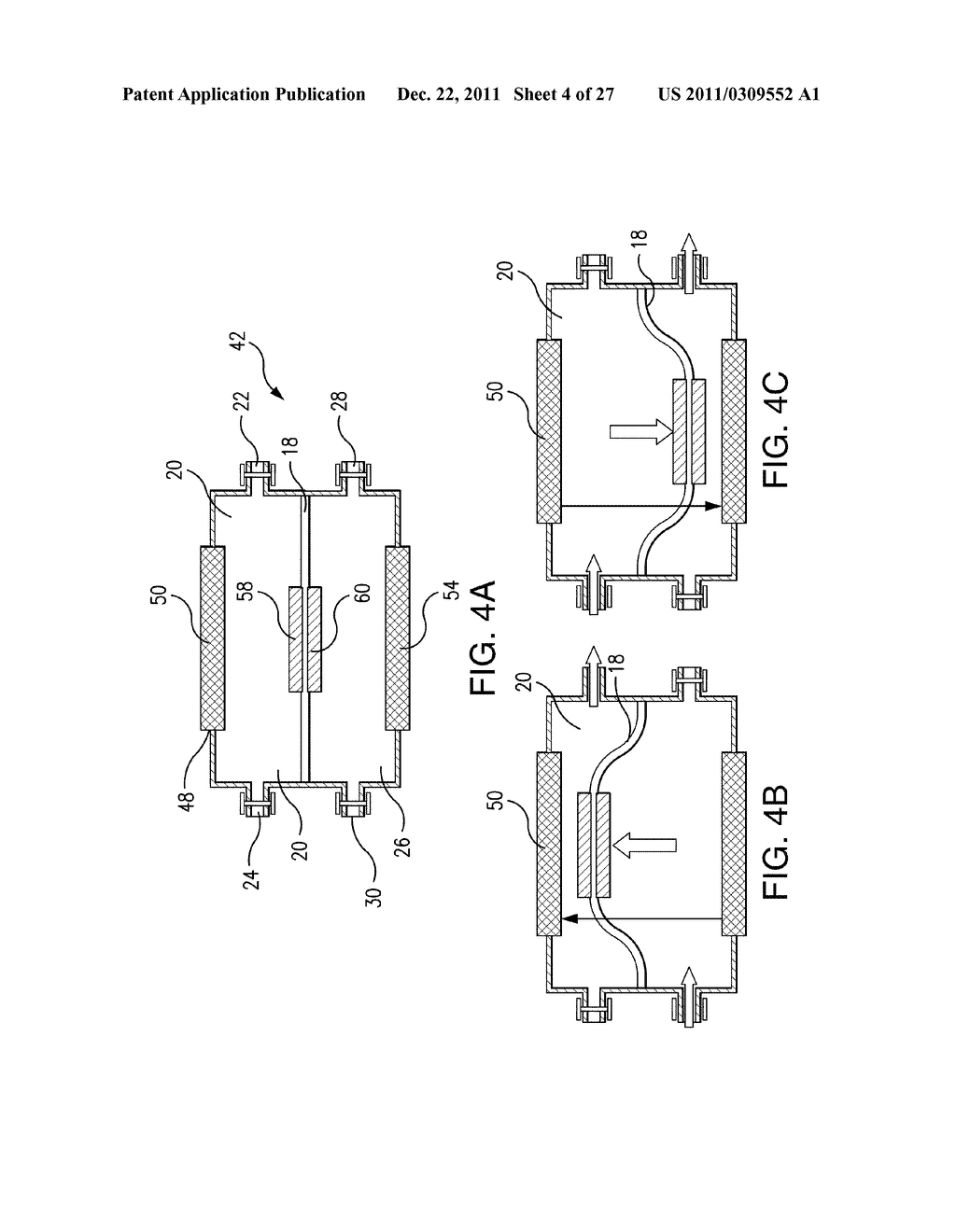 Method of Making a Membrane for Use with a Flow Control System for a     Micropump - diagram, schematic, and image 05