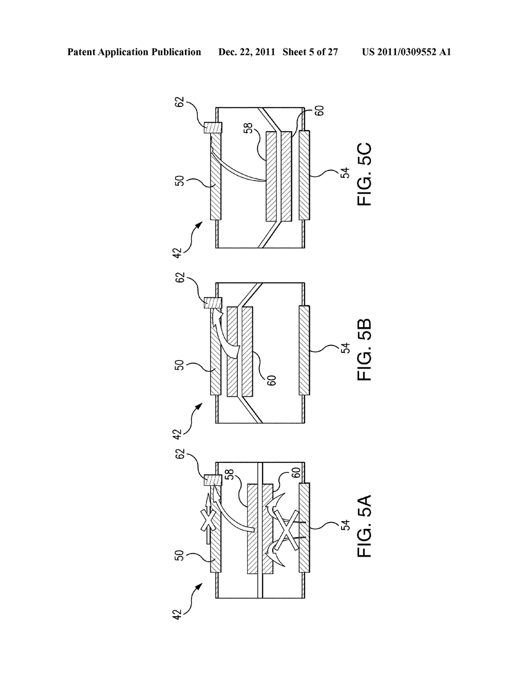 Method of Making a Membrane for Use with a Flow Control System for a     Micropump - diagram, schematic, and image 06