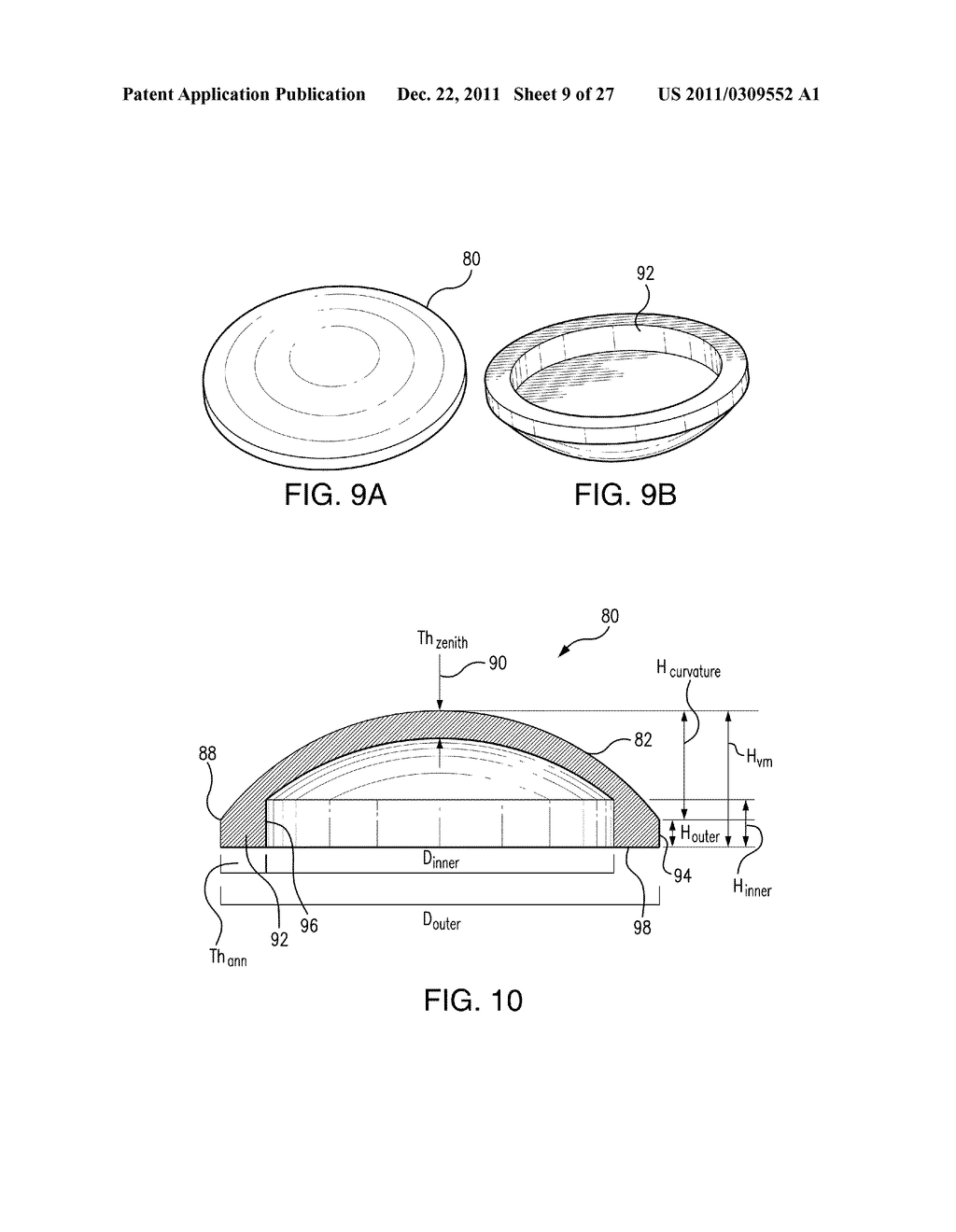 Method of Making a Membrane for Use with a Flow Control System for a     Micropump - diagram, schematic, and image 10